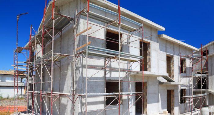 construçao de moradias